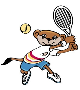 tennis training für Kinder