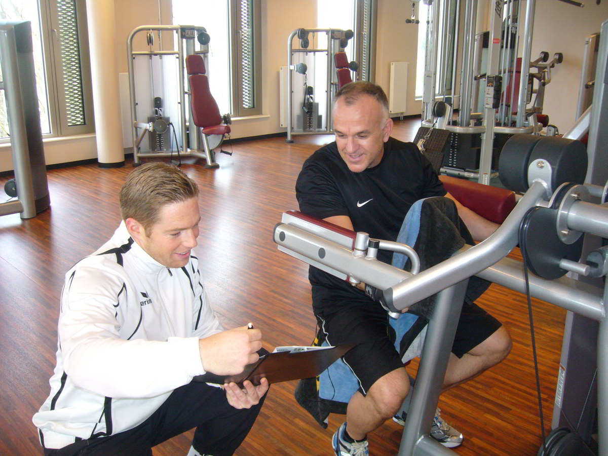 Personal Training in München Maytrainer