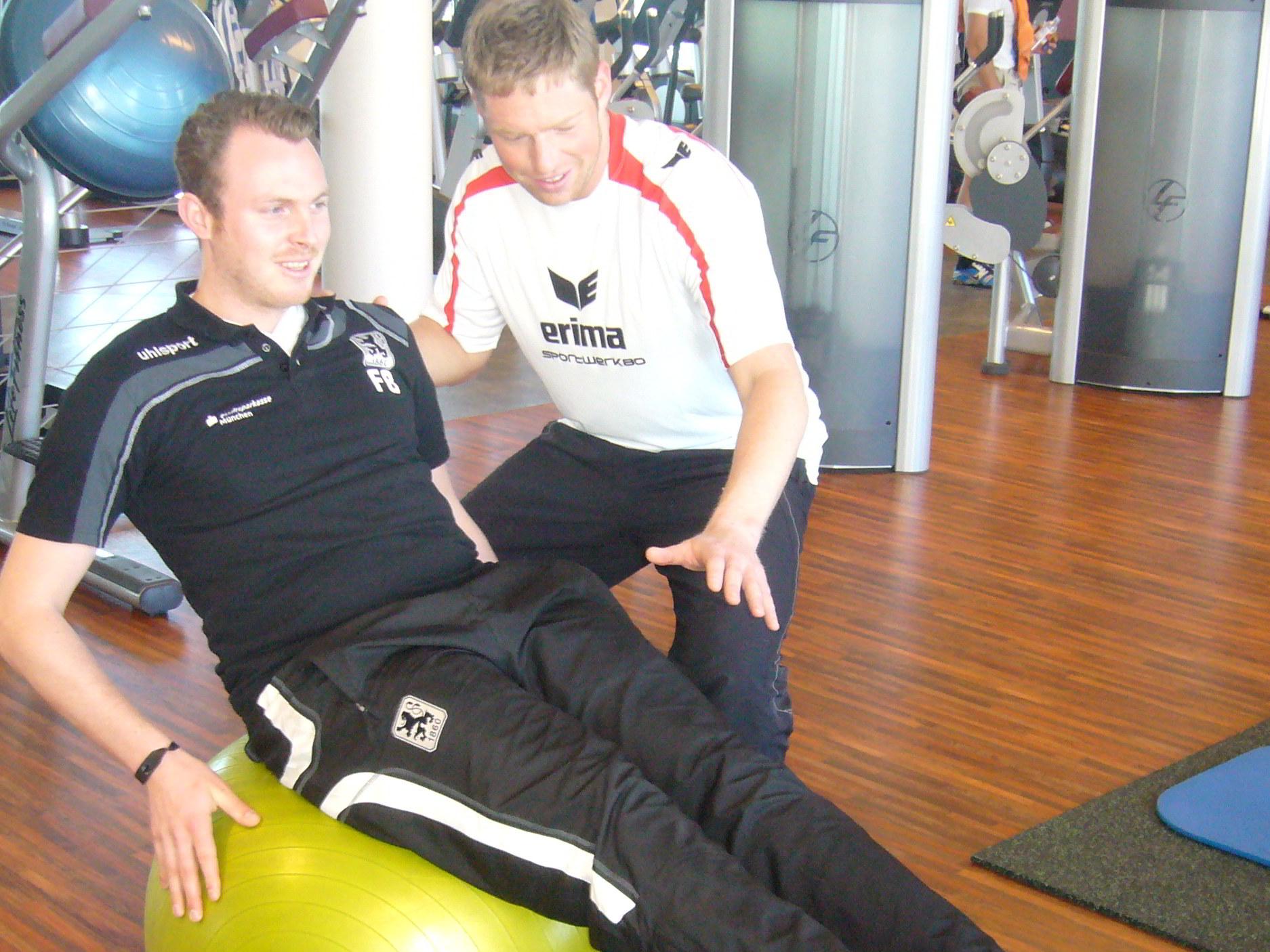 athletik training maytrainer