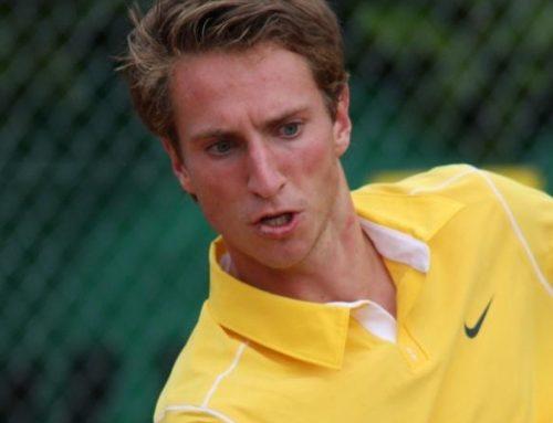 Lennert van der Linden  (Professional ATP Player & Personal Coach)