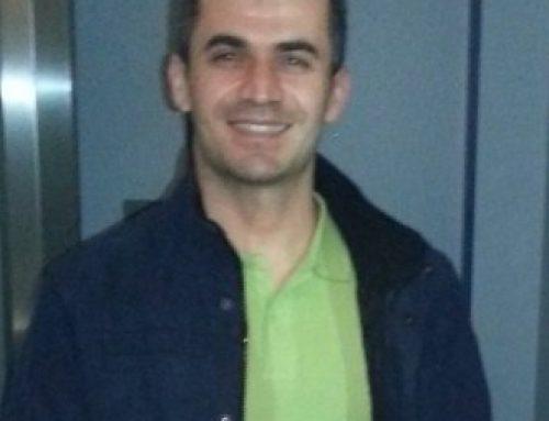 Ismail Durmus (Inhaber Iso Mobile Massage, Sportmasseur)