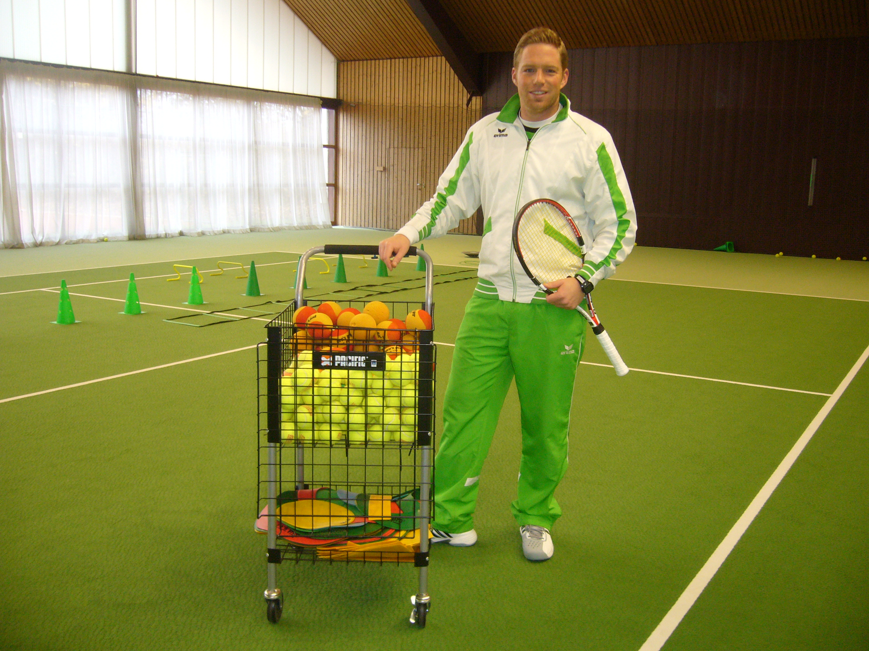 Markus May Tennistrainer in München