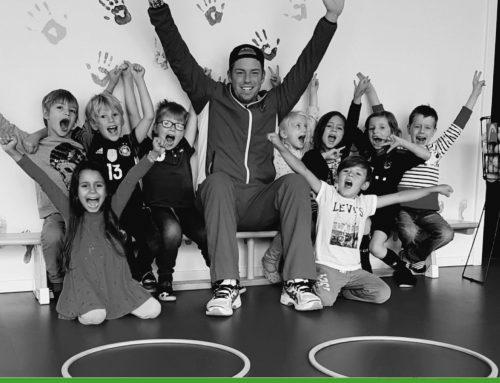 Ballschule für Münchner Kinderkrippen, Kindergärten und Kitas